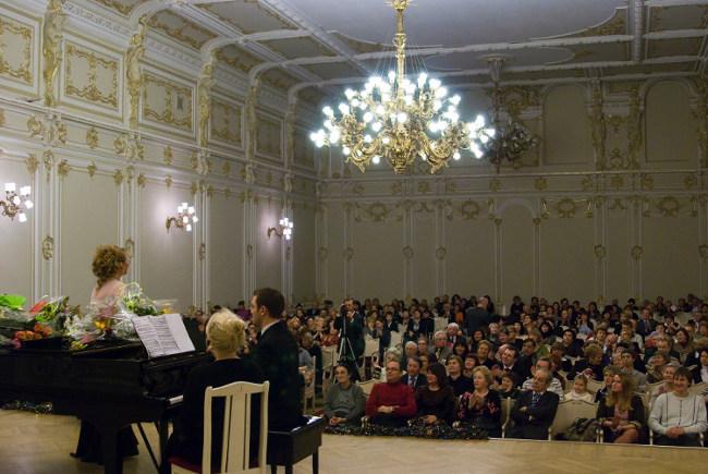 Glinka Philharmonic Hall